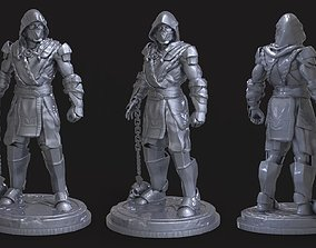 MK Scorpion Sculpture 3D printable model