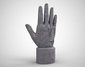 Circuit Hand 3D printable model
