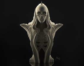 Ghost 3D Printable Sculpture