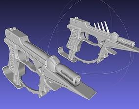 Black Bullet Kagetane Hiruko Guns Printable