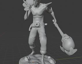 3D print model Creature Giant