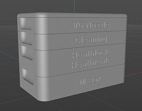 box 3D printable model Magnetic PrintBox