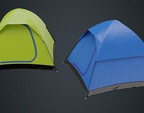 3D model Camping Tent 1A