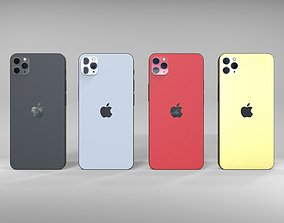 game-ready iPhone 13 Concept model