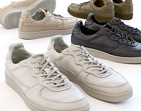 3D model game-ready Sneakers