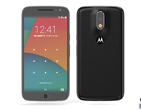 3D Motorola Moto G4 Plus
