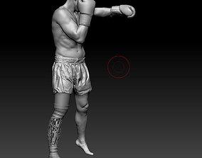 Paralympic athlete 3D model 3d