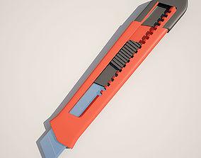 stationeryknife Cutter 3D model