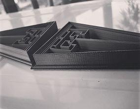 Cookie Cutter Estudiantes de la Plata 3D print model