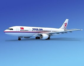 Airbus A300 ONUR 1 3D model