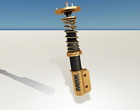 Powered By Max Coilover 3D model