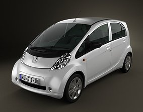 3D model Peugeot iOn 2011
