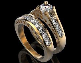 3D printable model Isabella bridal set Copy