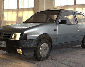 3D Fiat uno