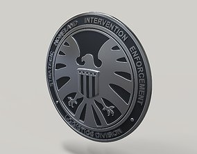3D SHIELD Identification Badge