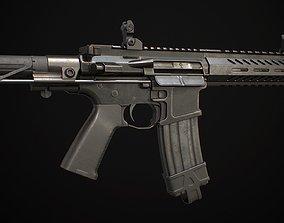 AR-15 3D asset