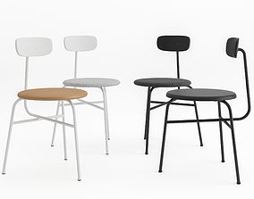 Afteroom Dining Chair 3 Legs by MENU 3D