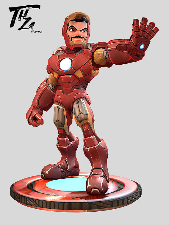 MINI IRON MAN