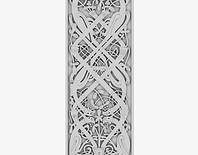 3D model Celtic Ornament 15