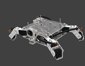 3D Homebuilt Robot