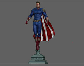 HOMELANDER STATUE THE BOYS AMAZON 3D PRINT