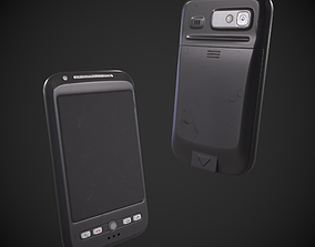 Android Phone 3D model