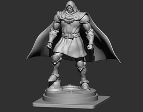 3D printable model Dr-Doom from marvel Comic