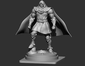 3D print model Dr-Doom from marvel Comic
