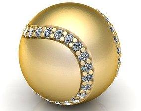 3D print model gem jewel pendant Pendant