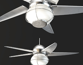 3D model Minka Aire Magellan Ceiling Fan