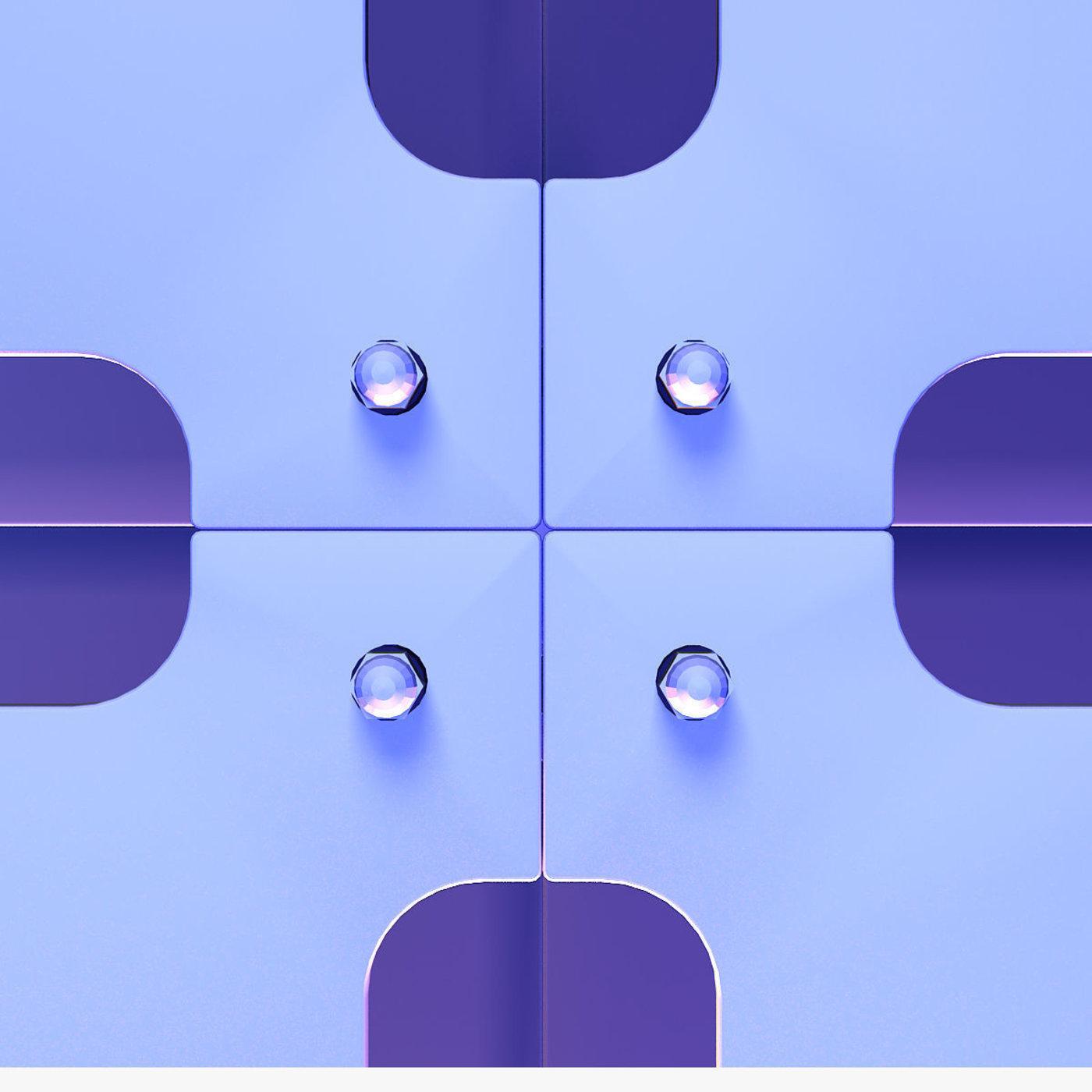 Stage Decor 32 Modular Wall Column