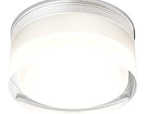 07023x Artico Lightstar Recessed spotlight 3D