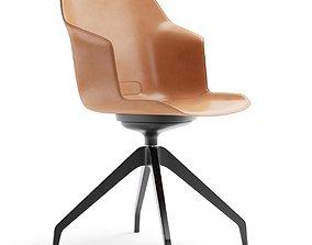 3D model Diemme Clop leather task chair