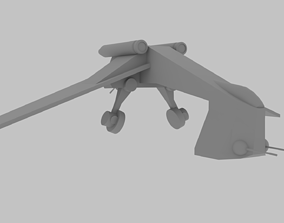 Star Wars - Low Altitude Assault Transport 3D model