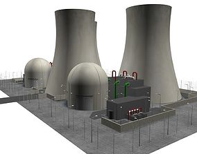 Nuclear power plant model