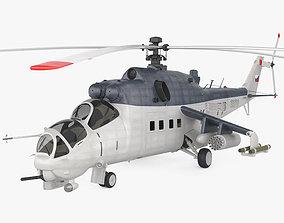 Mil Mi-35 3D