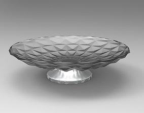 3D asset Fruit Plate