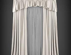Curtain 3D model 107