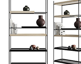 High tray shelf 3D model