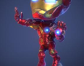 Iron Man 3D print model tony-stark