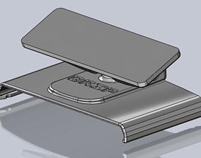 Valentine 1 Gen 2 Adjustable Permanent 3D print model 1