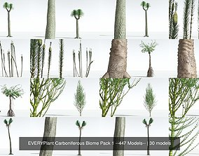 EVERYPlant Carboniferous Biome Pack 1 --447 Models--
