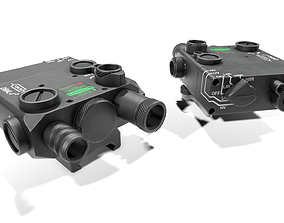 3D model Steiner DBAL-I2 Green or Red visible and IR 2