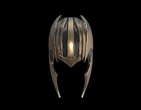 thanos avengers infinity war helmet 3d printing