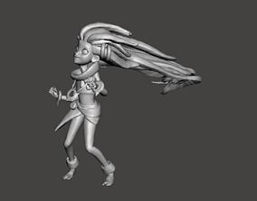 Zoe 3D Model