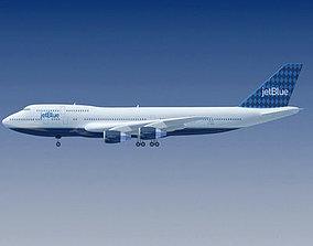 JetBlue Airways Boeing 3D model