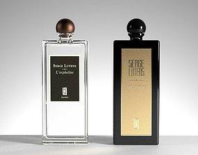 L incendiaire and L orpheline Perfumes 3D