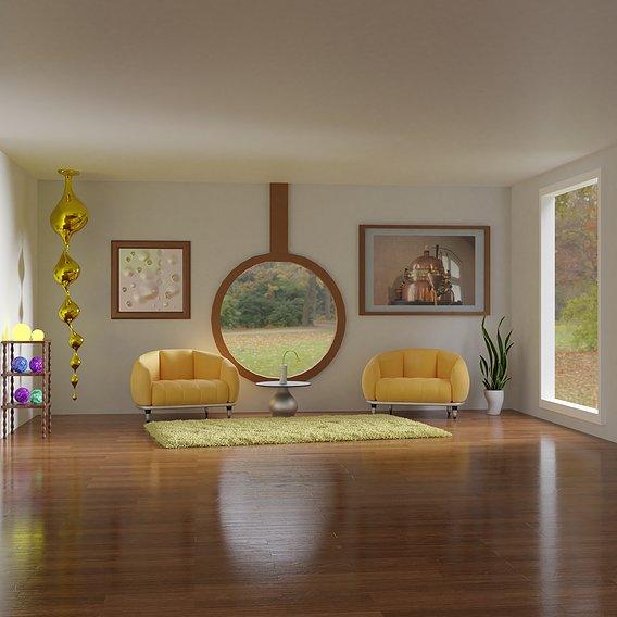 Interior Scene 27
