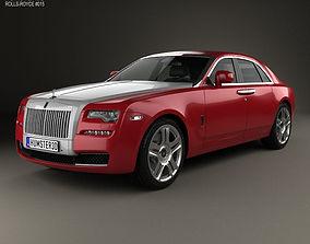 Rolls-Royce Ghost 2014 3D