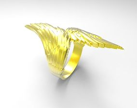 Ring Wings big 3D print model